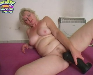 She has some serious pussy fun with her toys