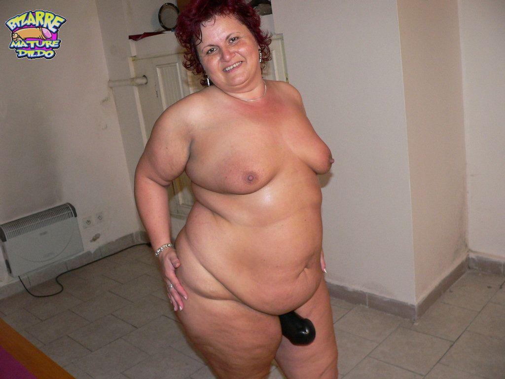 Mature cowgirl dildo