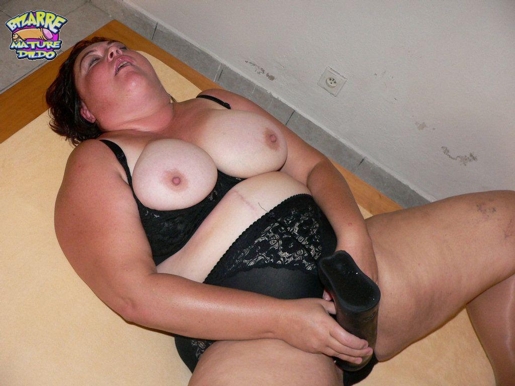 Any huge dildo slut something is